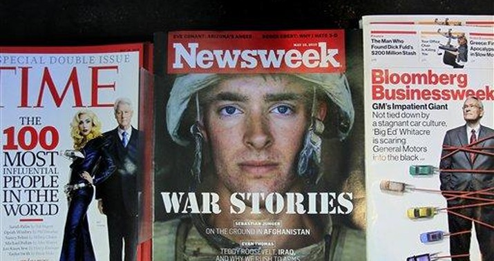 Newsweek Publishes Damning Report on Its Own Company After Firings, Internal Turmoil