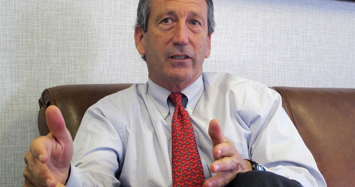 Sanford upset in GOP primary