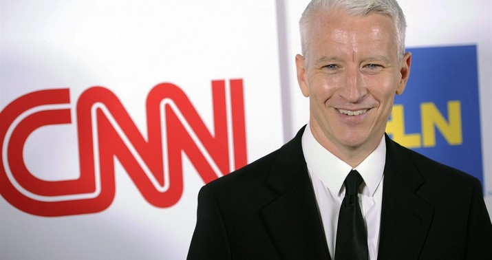 Someone Hacked Anderson Cooper's Twitter and Called Trump a Tool