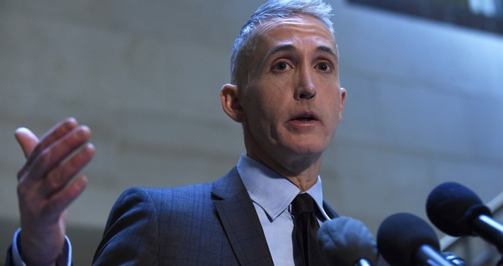 Image result for Breaking: Trey Gowdy