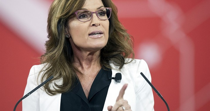 Appeals court revives Sarah Palin's defamation lawsuit against New York Times