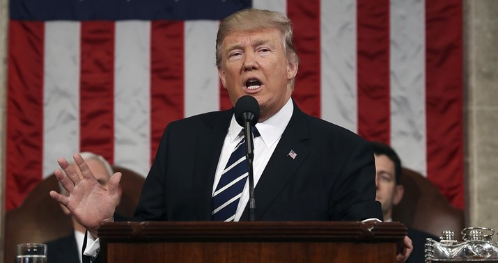 Representative invites Congress to wear black to Trump's State of the Union address