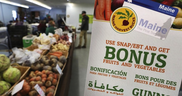 The White House Proposes A SNAP Food Delivery Program