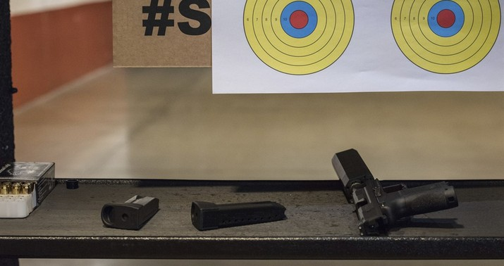 Ken Bone says son was suspended from school for gun-range photo
