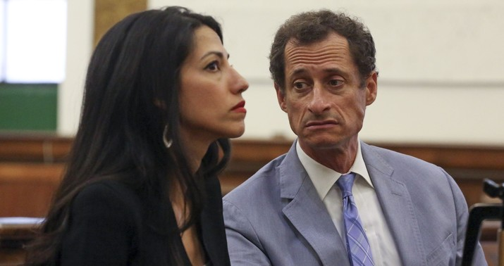 Huma Abedin & Anthony Weiner Settling Divorce Out of Court