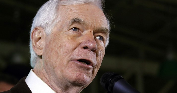 Sen. Thad Cochran may retire early next year