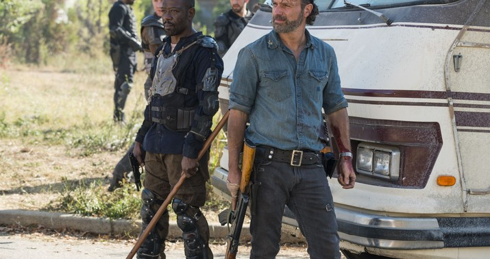 The Walking Dead stumbles to lowest ratings since 2011