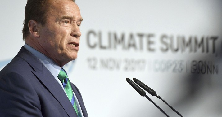 Schwarzenegger to Sue Big Oil for 'Murder'