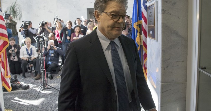 New Accuser Says Franken Groped Her During USO Tour In 2003