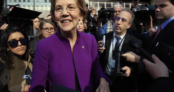 Image result for Elizabeth Warren's Hometown Paper Demands She Take DNA Test