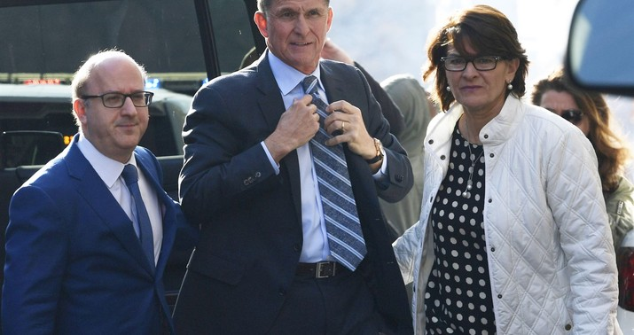 Michael Flynn described efforts to interfere with his cooperation with Mueller