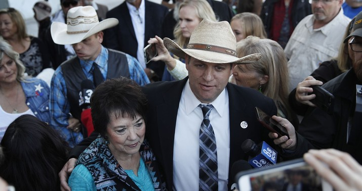 Cliven Bundy emerges free, defiant after Nevada case tossed
