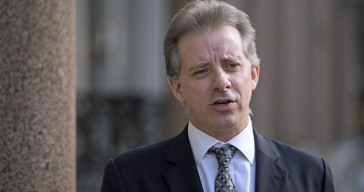GOP senators urge criminal probe of Trump dossier author
