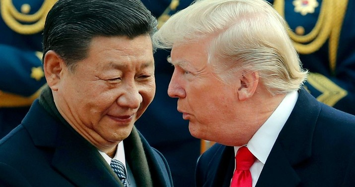 China says United States  'disappoints' the world with trade war