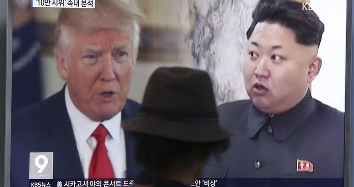 Senators Claim Trump Lacks 'Legal Authority' for Strike on North Korea