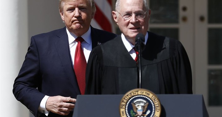 President Trump narrows Supreme Court shortlist