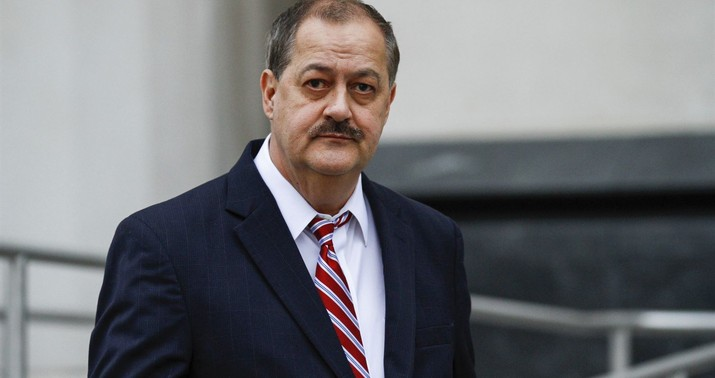 'Cocaine Mitch' McConnell trolls Don Blankenship after primary loss