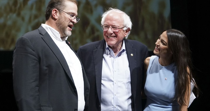 Bernie Sanders Thanks the Koch Brothers For 'Accidentally' Supporting Healthcare For All