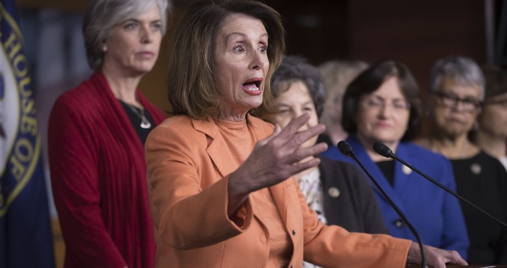 Pelosi: $1000 Is 'Crumbs' For The Middle Class
