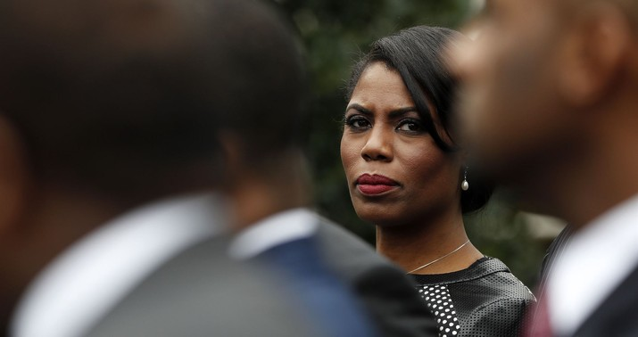 Ex-White House staff Omarosa Manigault releases tape of her firing