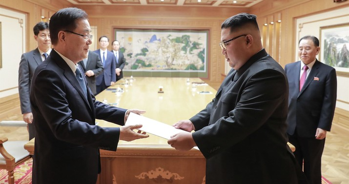 N Korea recommits to denuclearising Korean peninsula