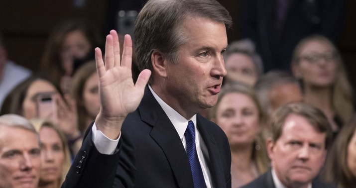 Kavanaugh Accuser Faces Death Threats, Asks for FBI Investigation Before Testifying