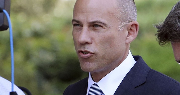 Brett Kavanaugh Savages Michael Avenatti Client Claims: