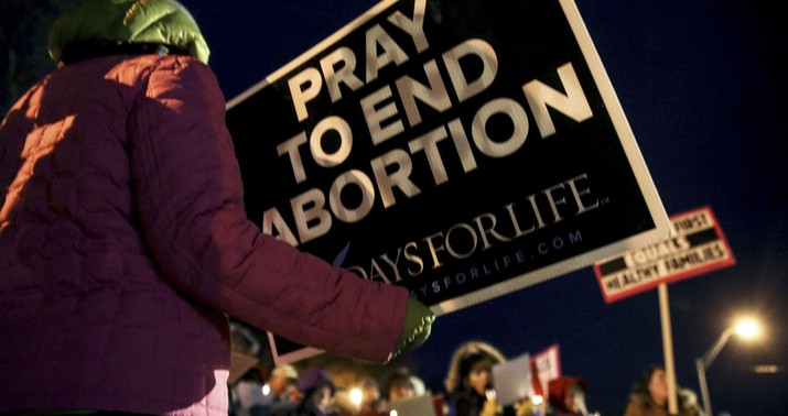 Democrats block Senate GOP anti-abortion effort