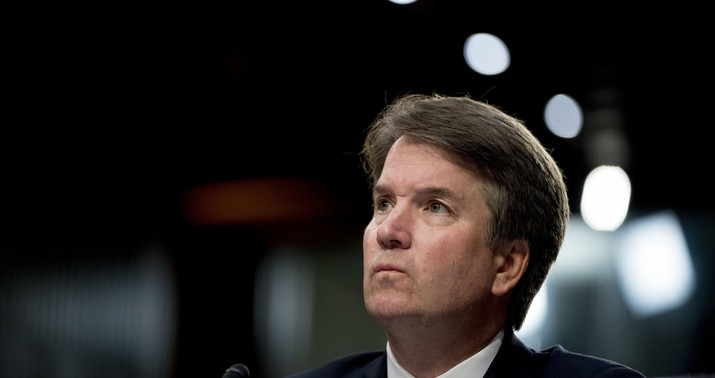 Trump tweets about a Kavanaugh accuser referred to DOJ for false claim