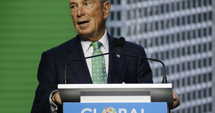 U.S.  election 2020: Trump taunts 'little' Bloomberg to challenge him