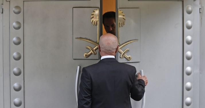 Saudi minister says death of Jamal Khashoggi was a 'huge mistake'