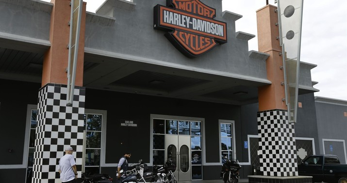 Trump threatens Harley-Davidson with tax punishment for move