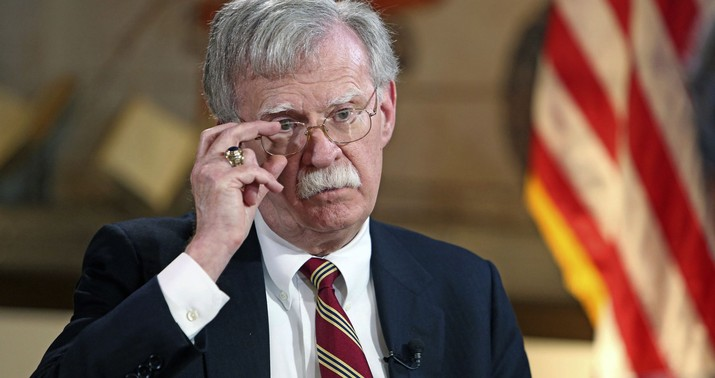Syria withdrawal hinges on Kurdish allies' safety, Bolton says