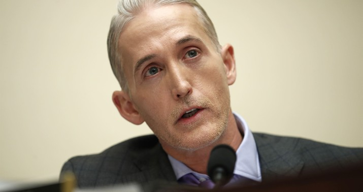 Rep. Gowdy: FISA Memo Does Not 'In Any Way' Discredit Mueller Investigation