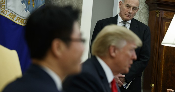 Donald Trump, Democrats Head Toward Immigration Showdown