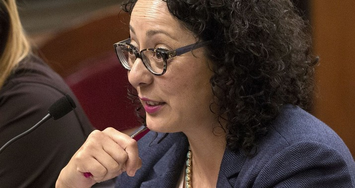Assemblywoman Cristina Garcia Taking Leave of Absence Amid Sexual Misconduct Allegations