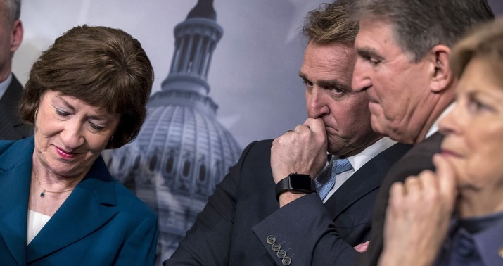 Flake introduces bill to neutralize Trump's tariffs on steel, aluminum