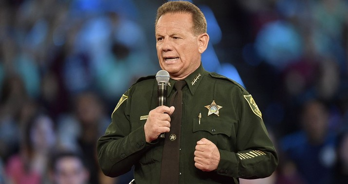 Four Sheriff's Deputies Stood Outside During Florida School Shooting