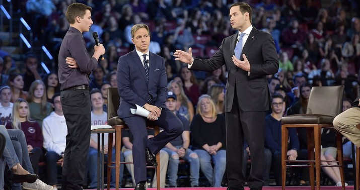 Marco Rubio backtracks on promise to parent of Parkland shooting survivor