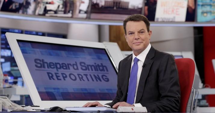 Fox News extends anchor Shepard Smith's contract