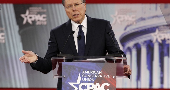 NRA political arm has biggest fundraising month in 15 years