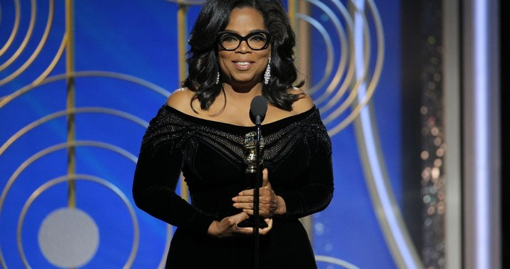 Oprah Winfrey Is 'Actively' Considering A Presidential Run In 2020
