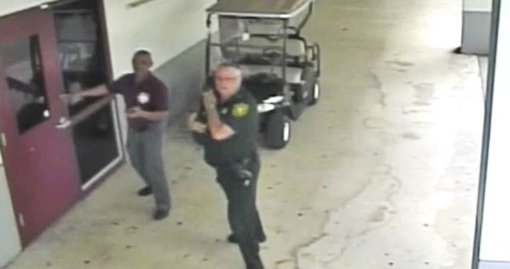 "Broward deputy arrested, charged with felonies for ""complete inaction"" during Parkland shooting"