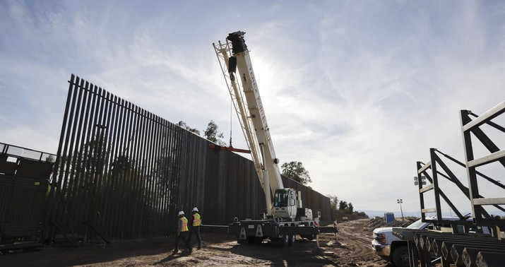 Trump privately proposed military funding for his border wall, report says