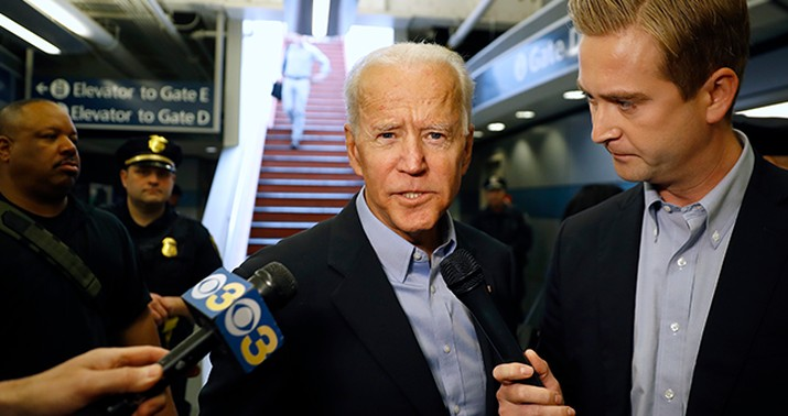 Biden picks Philadelphia for 2020 campaign headquarters