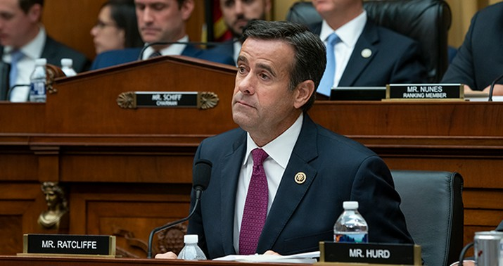 Trump drops intelligence chief pick John Ratcliffe