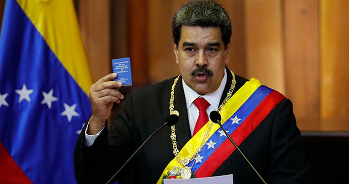 Maduro says he is hopeful about Barbados talks with Venezuelan opposition
