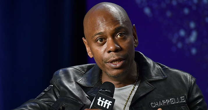 Dave Chappelle makes fun of transgender people, again, in Netflix special